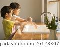 Children's hand wash image 26128307