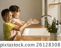 Children's hand wash image 26128308