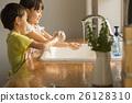 Children's hand wash image 26128310