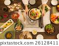 吃 饮食 减肥 26128411