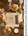 吃 和食 日本食品 26128412