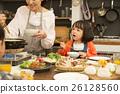 Nabe烹饪晚餐形象 26128560