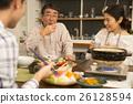 Nabe烹饪晚餐形象 26128594