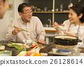 Nabe烹饪晚餐形象 26128614
