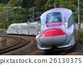 Akita Shinkansen E6 series ตอนที่ 3 26130375