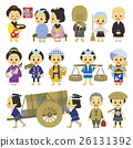 edo period, historical play, person 26131392