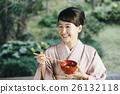 japanese clothing, ozoni, kimono 26132118