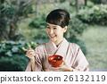 穿著和服 日式服裝 和服 26132119