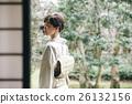 일본식 여성 26132156
