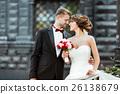 婚禮 夫婦 一對 26138679