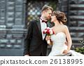 婚禮 夫婦 一對 26138995