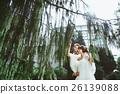 婚禮 夫婦 一對 26139088