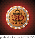 background casino poker 26139755