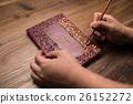画笔 手 旧书 26152272