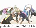 運動 練習 鍛鍊 26153839