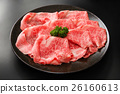 腰部 肉 肉体 26160613