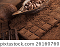 어두운, 초콜릿, 달콤한 26160760