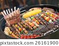 食物 食品 烧烤 26161900