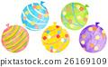 多彩 五顏六色的 水球 26169109