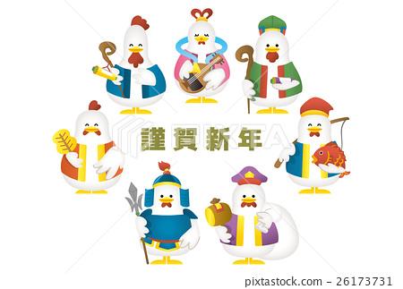 七喜神[新年賀卡·系列] 26173731