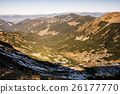 Valley in the Low Tatras mountains, Slovakia 26177770
