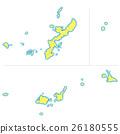 沖繩縣 地圖 沖繩 26180555