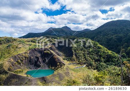 Kanpirazan crater 26189630