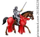Horseback Knight 26190229