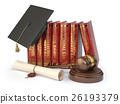 Justice, learning different fields of law concept. 26193379