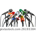 conference, press, talking 26193384