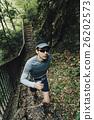 越野跑 男性 男 26202573