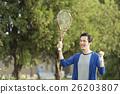 運動 網球 男人 26203807