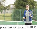 网球 男性 男 26203834