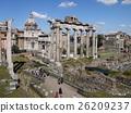 이탈리아 로마 광장 26209237