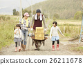 family, farmwork, countryside 26211678