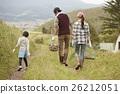 家庭 鄉村生活 回家的路 26212051
