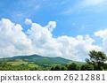 blue, sky, cloud 26212881
