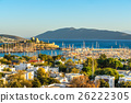 View of Bodrum, Turkey 26222305