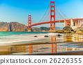 Golden Gate, San Francisco, California, USA. 26226355