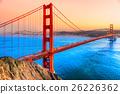 Golden Gate, San Francisco, California, USA. 26226362