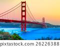Golden Gate, San Francisco, California, USA. 26226388