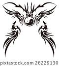 矢量 刺青 貼紙 26229130