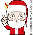 指示 指點 聖誕老人 26229222