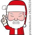 指示 指點 聖誕老人 26229224