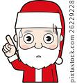 指示 指點 聖誕老人 26229228