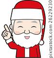 指示 指點 聖誕老人 26229230