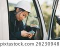 truck driver 26230948