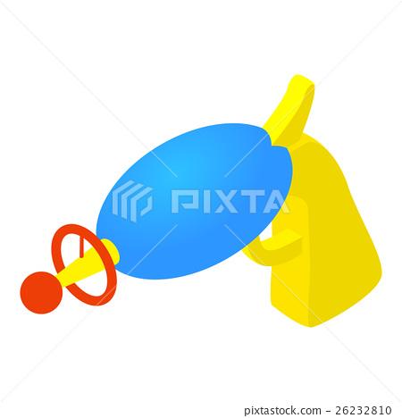 Water gun icon, cartoon style 26232810