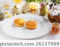 甜点 甜品 纸杯蛋糕 26237099