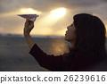 肖像 女性 女 26239616